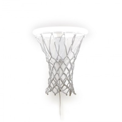 NEED to get this fly Dunk lamp by Karl Zahn which I will probably break within a month of getting it trying to shoot hoops with it. (via Joe Is The New Black)