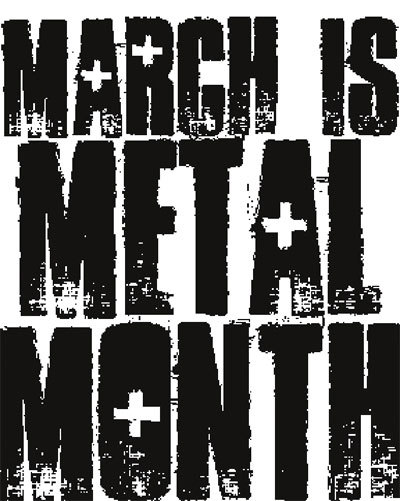March is Metal Month and to celebrate, we're banging our heads to these Staff Picks.  Looking for something extra to mosh to? Turn up the volume with these picks from Nuclear Blast.
