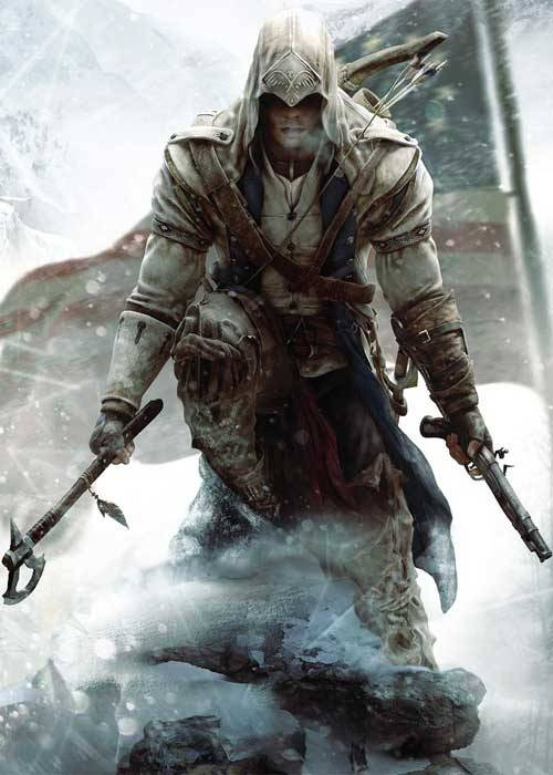 gamefreaksnz:  Assassin's Creed III: new screenshots revealed  Ubisoft has revealed a new batch of screenshots for the upcoming Assassin's Creed III.