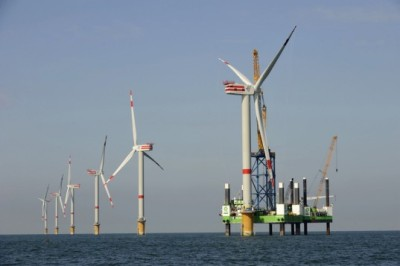World's Most Powerful Wind Turbine To Be Installed Off Belgian Coast  Read more: World's Most Powerful Wind Turbine To Be Installed Off Belgian Coast | Inhabitat - Green Design Will Save the World