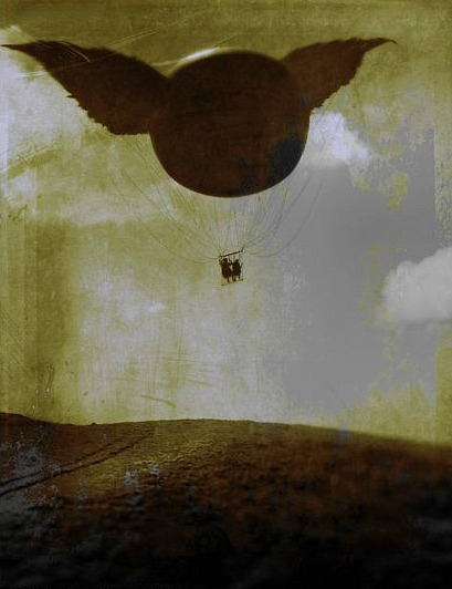 Kamil Vojnar, Journey (balloon) (2012)