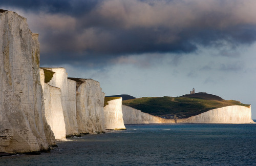 travelthisworld:  Cuckmere Haven, East Sussex, England