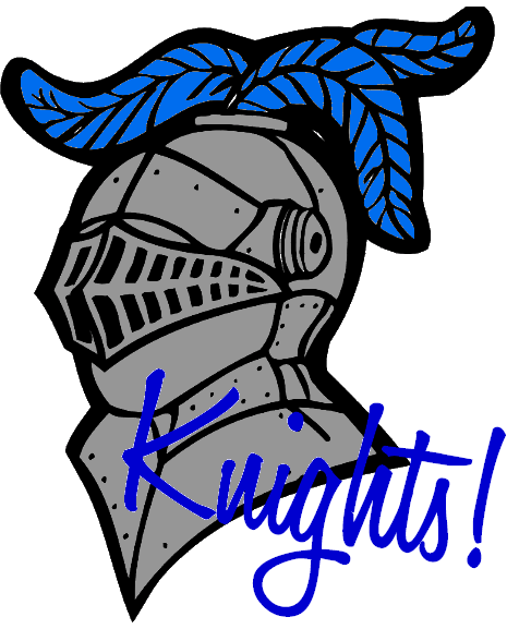 Christ the King Prep.'s school mascot it the Knight. The Knight symbolizes strengh and agility. At the same time, it represents chivalry and honor. This is similar to the students of CTK. They are strong in academics and the work force. In addition, they are kind in character and mannerism.
