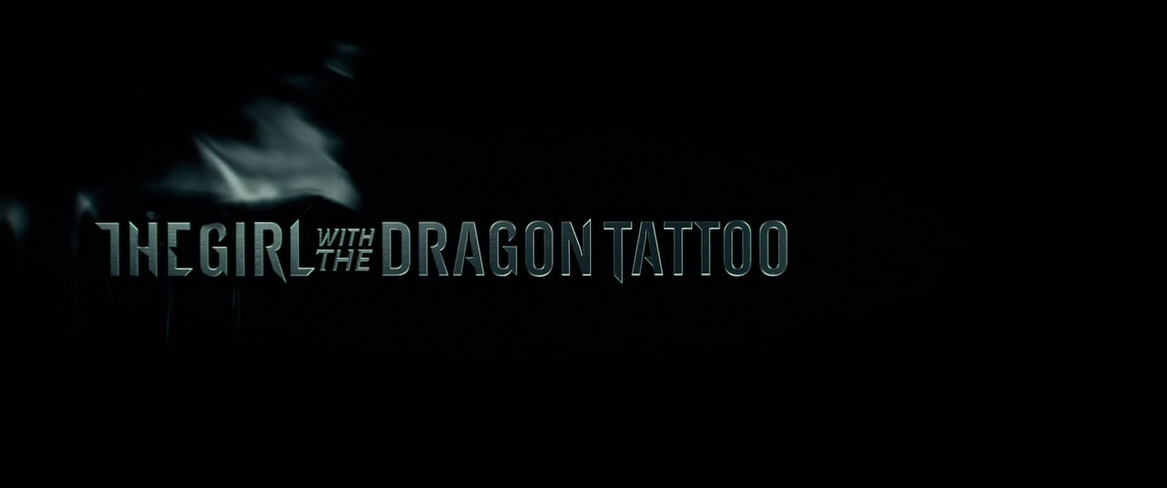 "2011 - The Girl with The Dragon Tattoo - Directed by David Fincher - Outstanding performance of Rooney Mara. But I'm not yet convinced who is the best ""Lisbeth Salander"", Rooney or Noomi Rapace on the Swedish Trilogy."