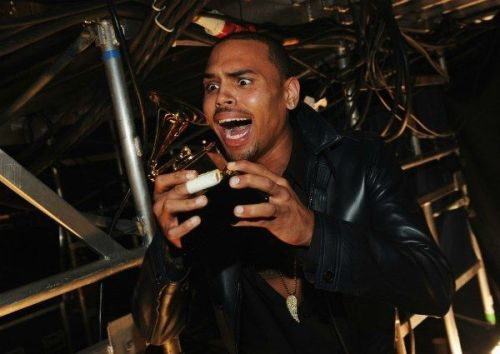 notoriousgifs:  People sometimes ask me Why I HATE Chris Brown. Here are 10 Reasons Why! Beating Rihanna isn't the only reason!