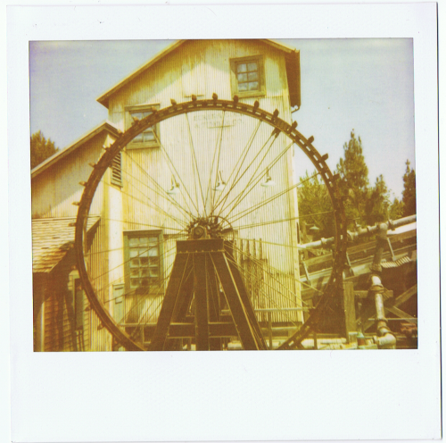polaroidgang:  I can't even remember what ride this was…