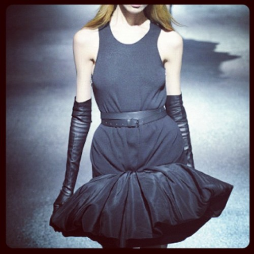 Lanvin (Taken with instagram)