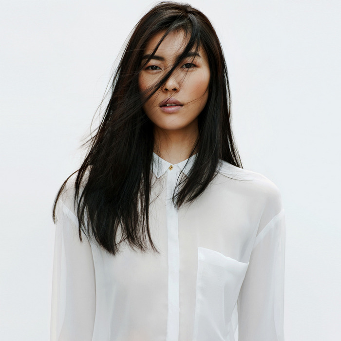 themodelscout:  amazing!  Liu Wen for Zara April lookbook 2012