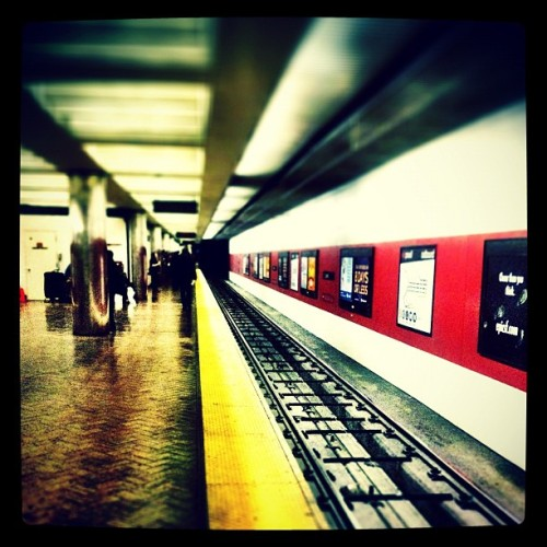 #sf #muni (Taken with Instagram at Powell Muni Metro Station)