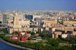Wonderful shot of Moscow City Centre from Summer 2009 here from integral87.  With Summer well on its way, it's hard not to be excited by shots like this!