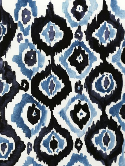 scotchandscones:  virginia johnson ikat.