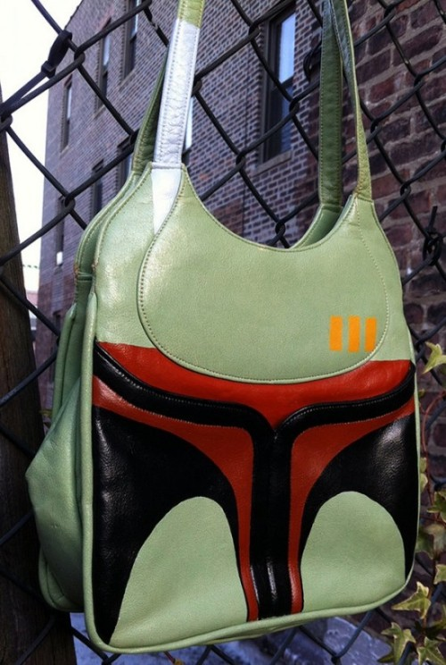 Boba Fett purse