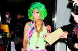 nicki in manish! sick!