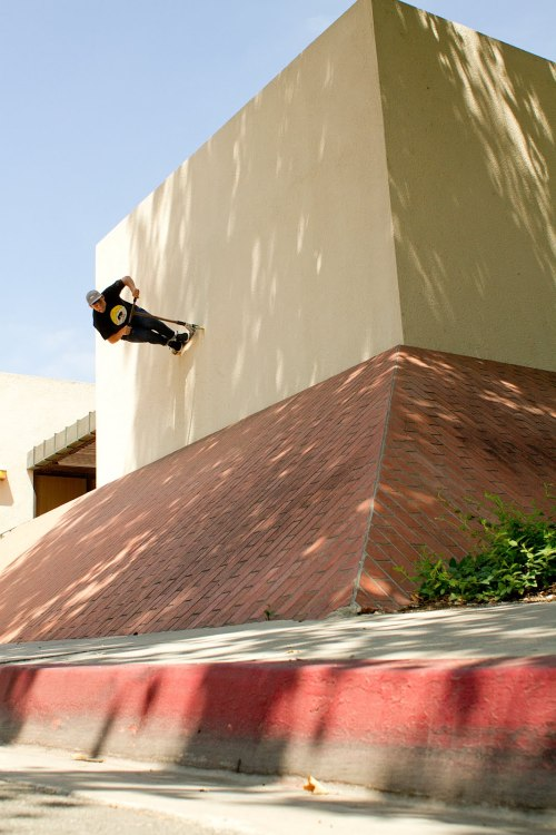 holy wallride
