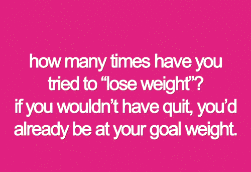 strongskinnysuperior: jjvanthof: shrinkingbeauty101: shrinkingbeauty:           Weight loss community, CLICK HERE!!! Exactly…. *sigh*… thats why theres no quitting this time