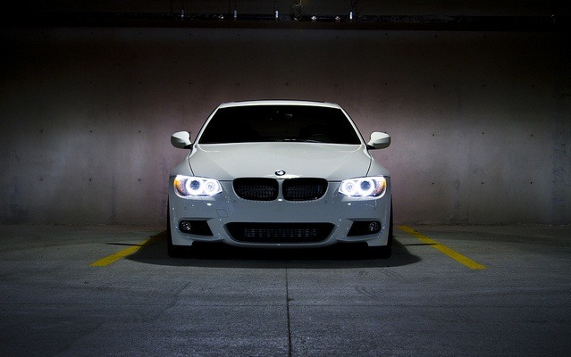 BMW E92 335i M Sport - sophisticated, sporty