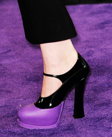 Heel that Rock ! Prada Fall-Winter 2012.