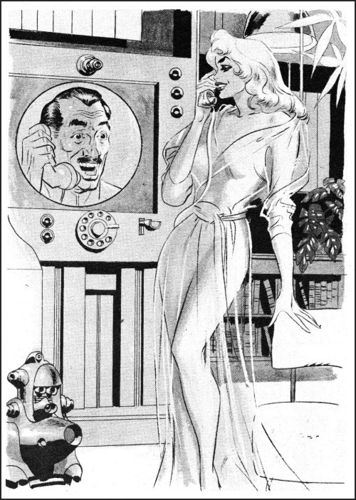 Wally Wood 1927 ~ 1981 Via goldenagecomicbookstories