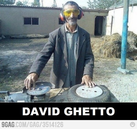 9gag:  David Ghetto  THIS IS EPIC.