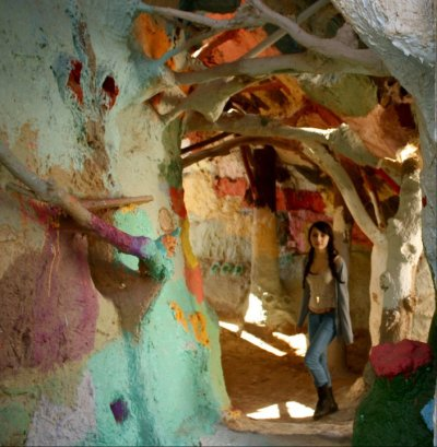http://www.kpbs.org/news/2011/dec/20/future-salvation-mountain-uncertain/ I can't believe Salvation Mountain might be shut down. Leonard Knight changed my life.