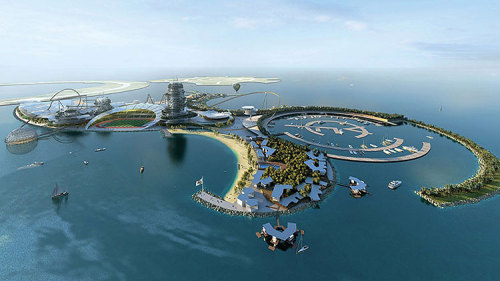 cjwho:  Real Madrid Reveal Plans for $1bn Resort and Theme Park in UAE