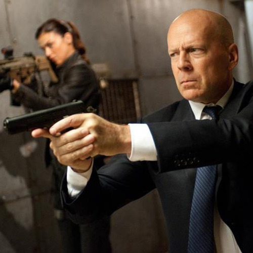 Bruce Willis stars in new image for G.I. Joe: Retaliation G.I. Joe: Retaliation has released a new official still, featuring a suited and booted Bruce Willis getting his gunfight on…