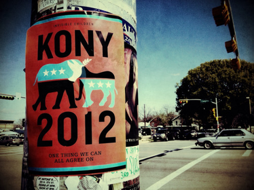 "Javan Van Gronigen of Fifty & Fifty, the firm behind Kony2012, talks about building the campaign to withstand a boom, a backlash, and a bust.  ""There was a lot of celebrating when the film started to get such attention. It then quickly moved into strategy as the numbers became alarming. Orders for Action Kits kept coming in and donations were adding up and everyone quickly realized that the organization and its' strategy for the year had to change quickly.""  Read on->"