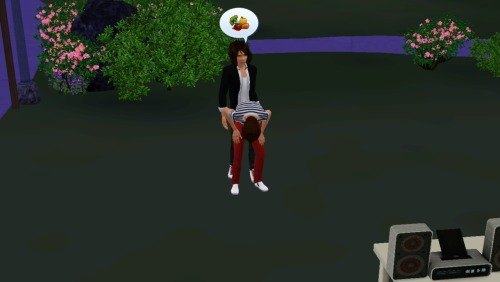 LMFAO WHAT THE HELL IS THIS?!?!?!?!?! Larry Stylinson love on Sims? This fandom is too much for me to handle. ROFL