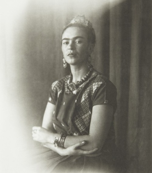 NICKOLAS MURAY, Frida (Icon), circa 1939