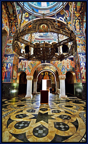 The church of St. George - Oplenac, Serbia (di Katarina 2353)