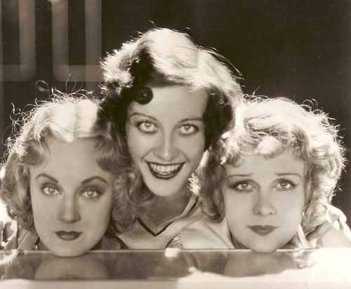 ??, Joan Crawford, Anita Page, Our Dancing Daughters (1928)