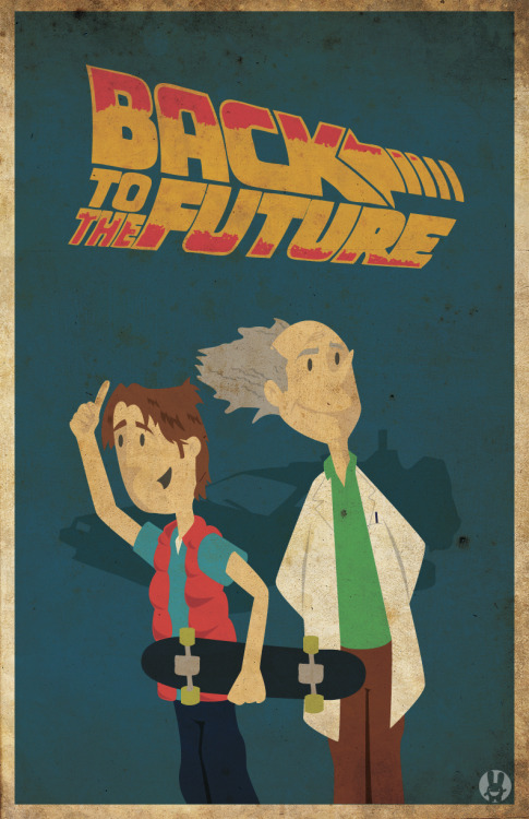 theprimal:  Back to the Future by ant1max