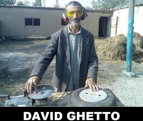 fivebyfive:  David Ghetto