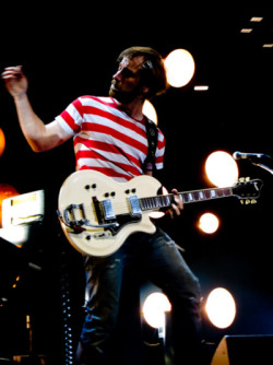 The best. Dan Auerbach of the Black Keys.