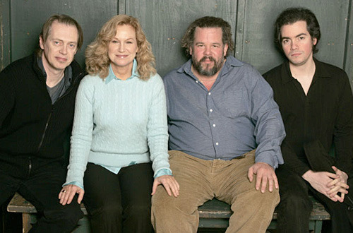 steve buscemi, mary kay place, mark boone jr. and kevin corrigan
