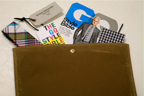 Contest: Win Free GQ Swag! We're doing a giveaway on Twitter. You should get involved. Here's how.