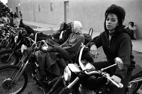 The women of Hell's Angels, 1965