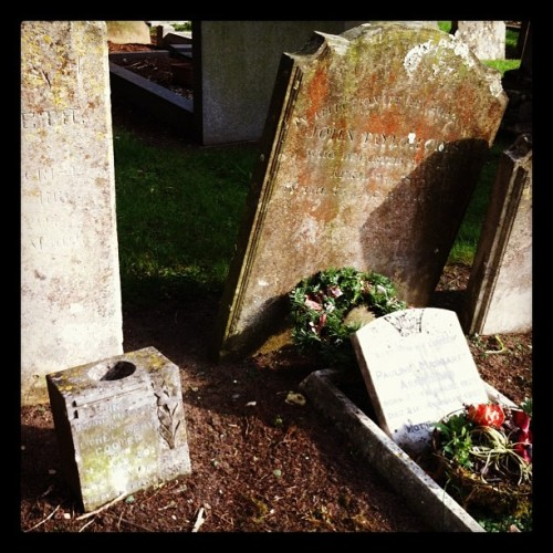 #grave #iphotography  (Taken with instagram)