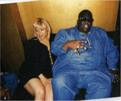 Biggie & faith. Old school.