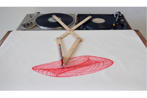 Drawing Apparatus by Robert Howsare Watch: