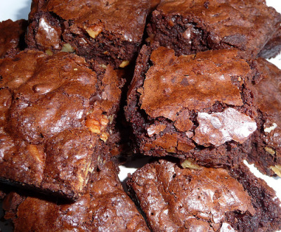 brownies (by Nikita!)