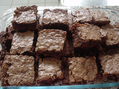 Brownies (by Lu Monte)