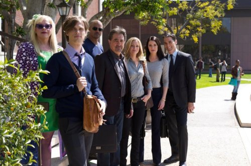 hollielovescm:  The best team of people on tv! (7x22)