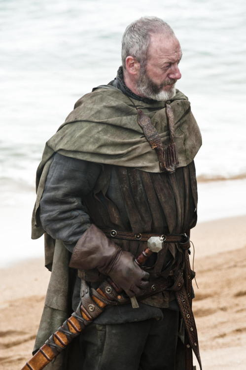 wicnet:  Liam Cunningham as Davos Seaworth (Credit: HBO/Helen Sloan)