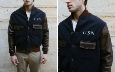 Mohawk General Store - USN Instructor Jacket // Heritage Research
