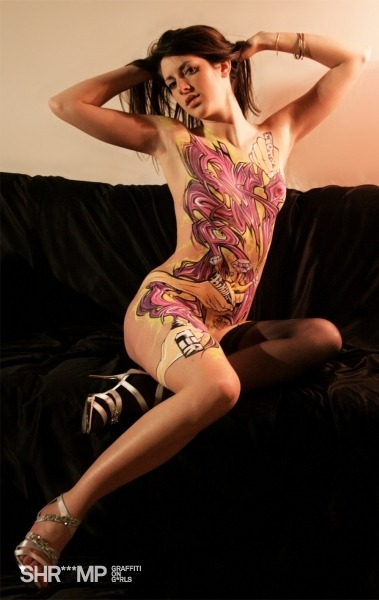 (via G-KILL // Body Painting « Paris Tonkar Blog)
