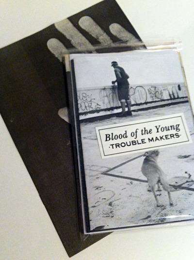 bloodoftheyoung:  Yo! Last call on the Troublemakers zine pack! We're down to a handful of these pretty lil' packages featuring zines by Ryan Florig, Eric Knoll, Sinapsi, Jeremy Jansen + more! More info | Grab it in the shop!