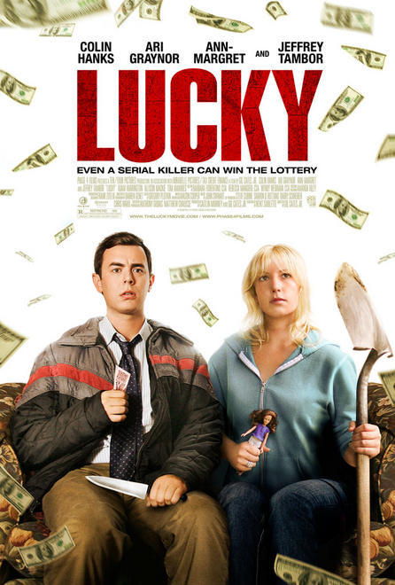 Now watching #2.  Intrigued by premise, see Colin Hanks has top billing = sold.  I didn't realize he was making a habit of playing a serial killer.