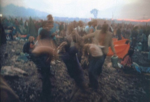 updownsmilefrown:  Woodstock, Bethel, New York, 1969