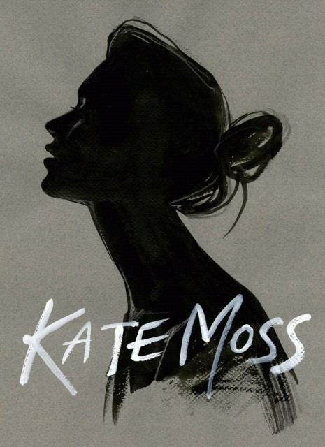 Kate Moss illustration